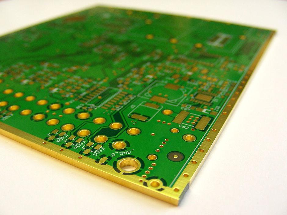 Sideplating - Multi Circuit Boards