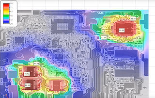 Thermal management - Multi Circuit Boards