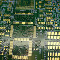 PCB manufacture - Multi Circuit Boards