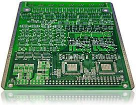 Leiterplatte Prototyp Beispiel