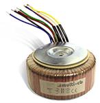 Custom toroidal transformer