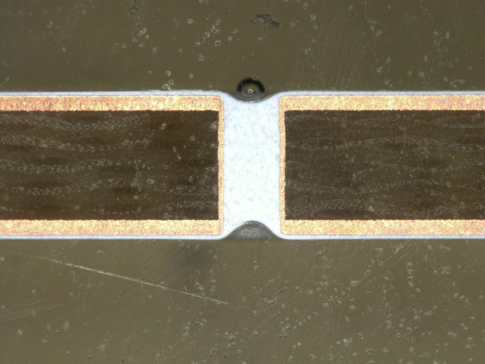 Thick-Copper PCB with 105µm Cu