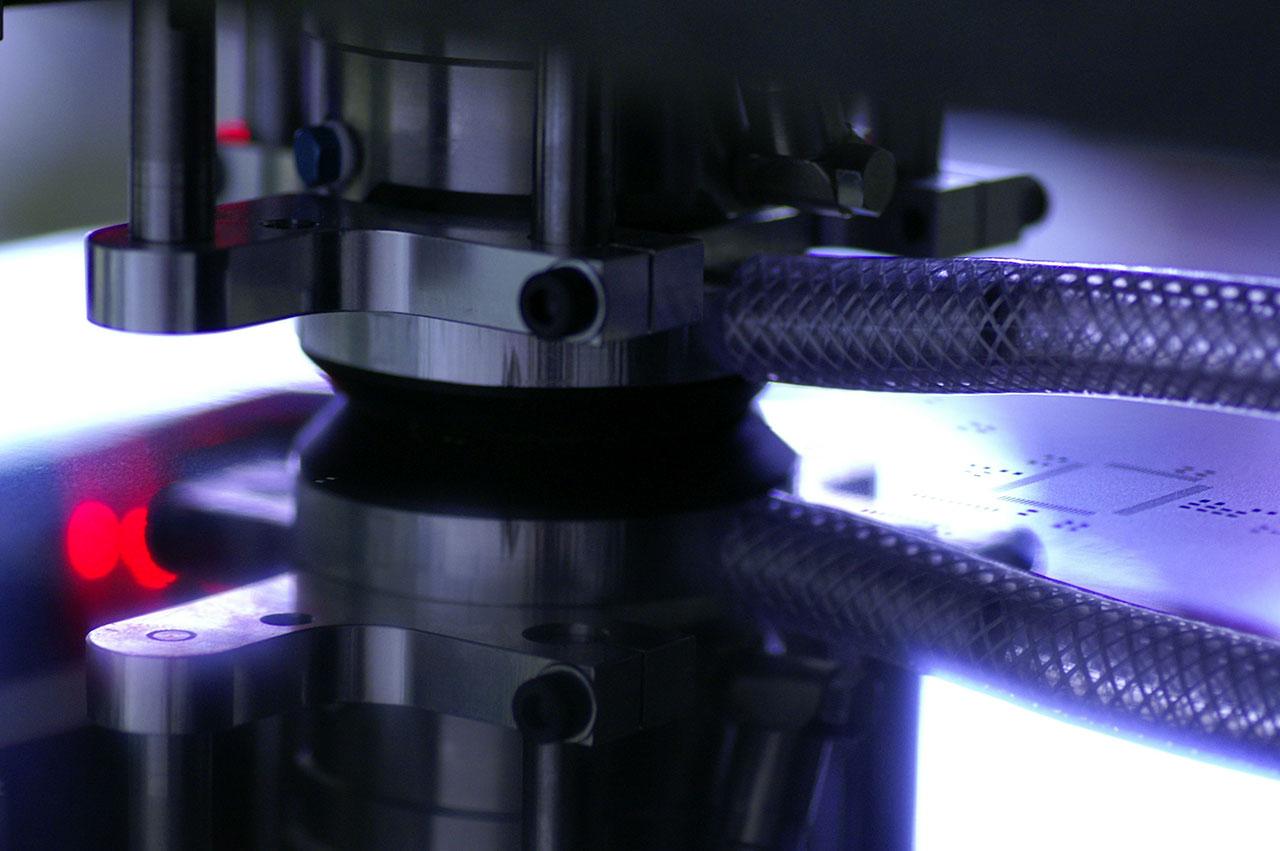 SMD-Schablone Laser
