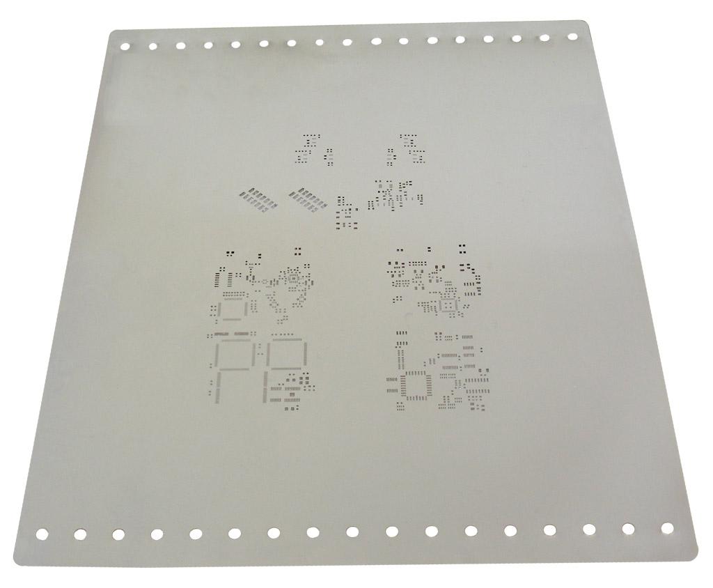 SMD-Stencil Calculator