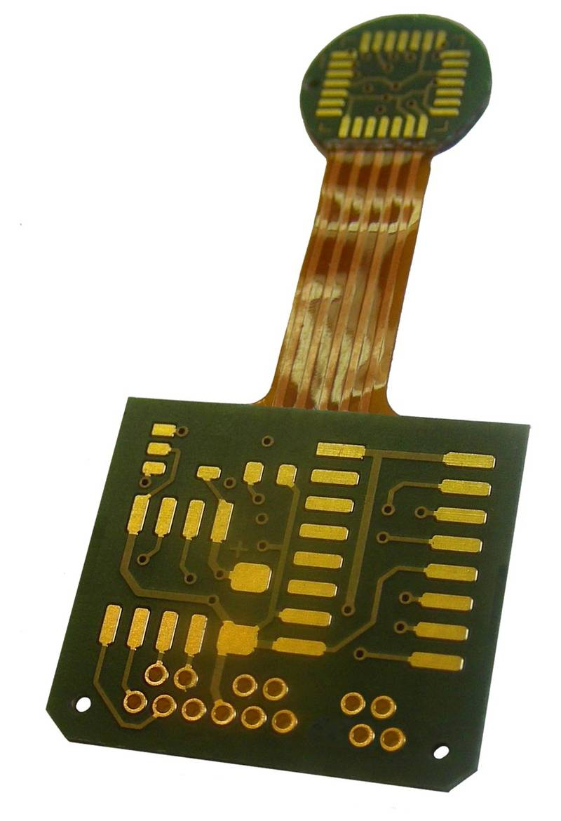 Rigid Flex Pcbs Multi Circuit Boards Printed Manufacturer High Technology Pcb Solutions Board