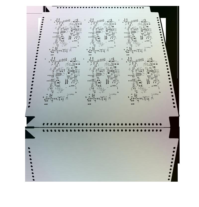 SMD Stencils - Multi Circuit Boards