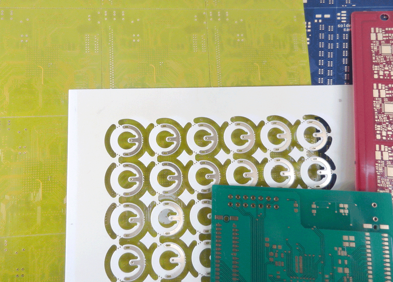 Printed Circuit Board Service by Multi-CB