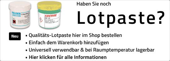 Leiterplatten Lotpaste Online