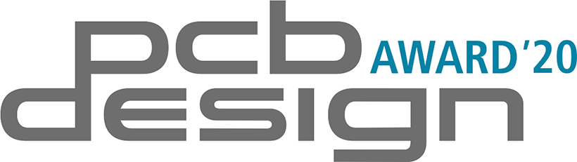 Leiterplatte PCB Design Award 2020 Logo